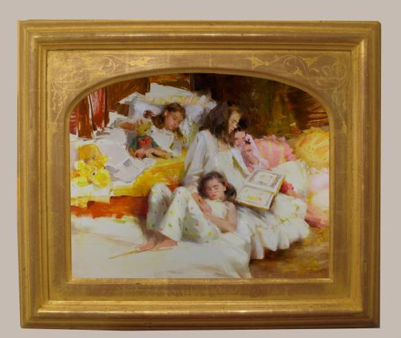 Where Fairy Tales Come Alive_GUZIK_2012framedC