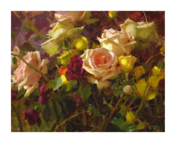 Unfolding Petals Daniel J Keys