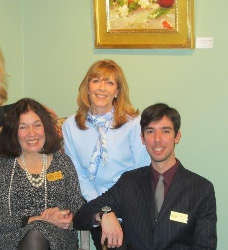 Kristen, Kathy Anderson & Daniel J Keys for 3 2 14 blog