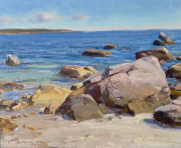 Vineyard Sound Oil Clyde Aspevig jpg copy