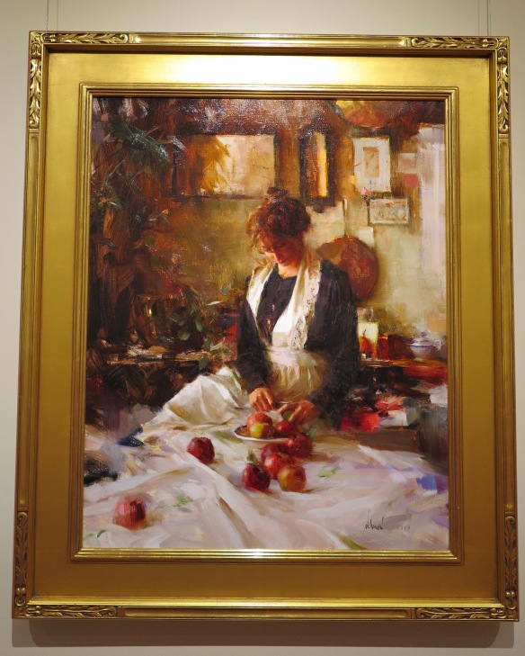 Apples oil ©Richard Schmid. jpg